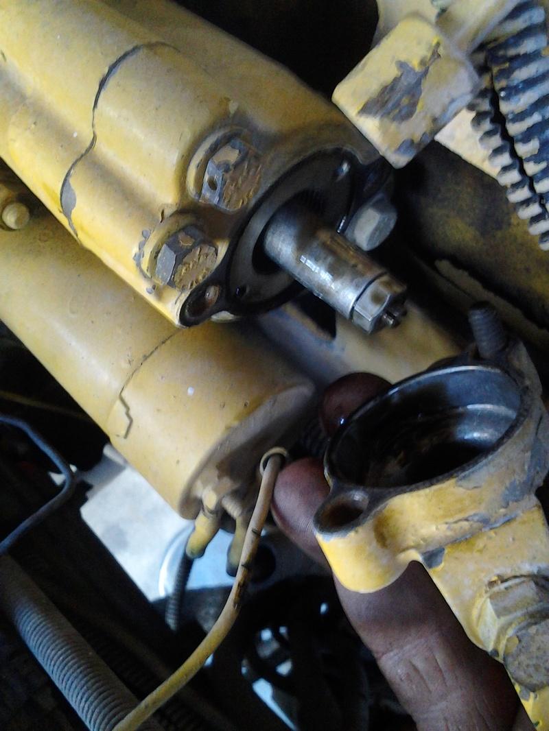 Caterpillar 3306 valve Clearence