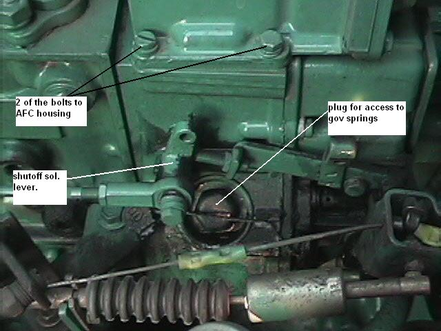 Cummins Pt Fuel Pump Troubleshooting
